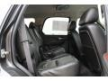 2010 Cadillac Escalade Ebony Interior Rear Seat Photo