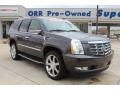 Galaxy Gray 2010 Cadillac Escalade Luxury