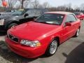Passion Red 2004 Volvo C70 Gallery