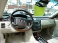 2008 Cadillac DTS Cashmere/Cocoa Interior Dashboard Photo
