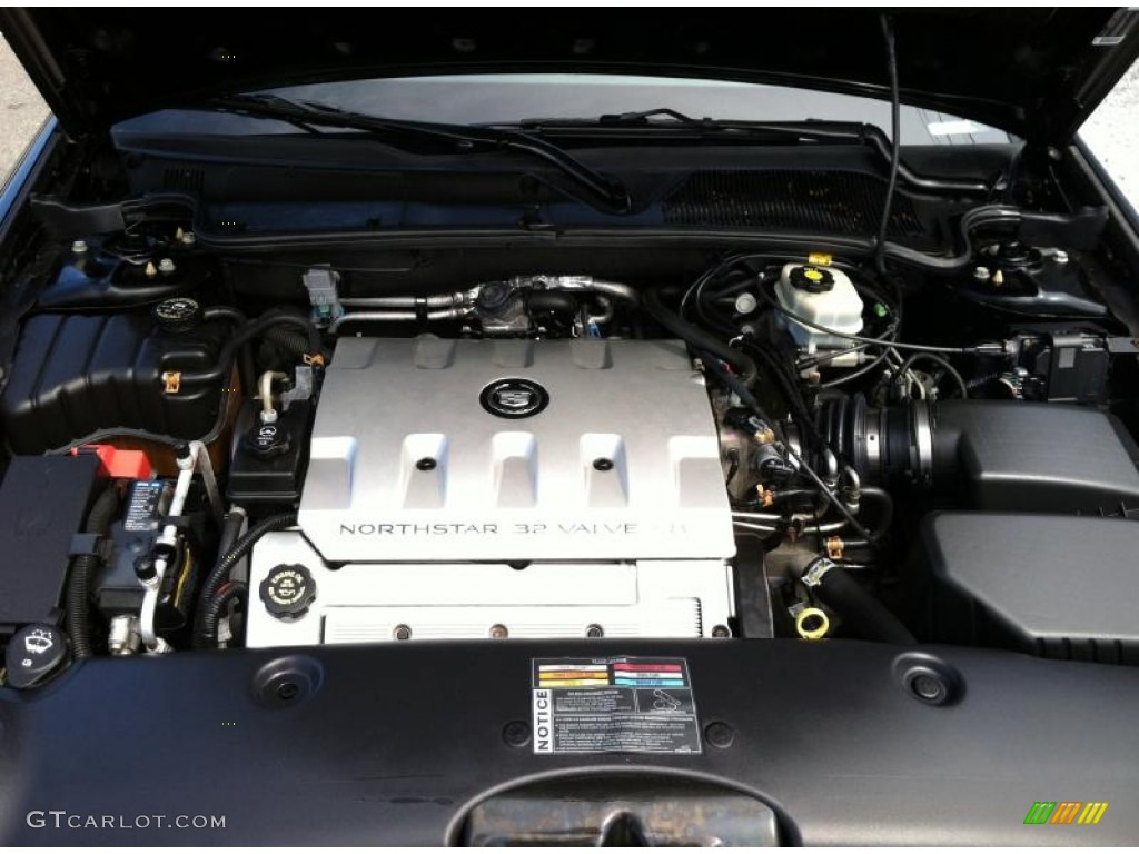 2002 cadillac deville north star engine diagram 2002 cadillac deville sedan 4.6 liter dohc 32-valve ... #8