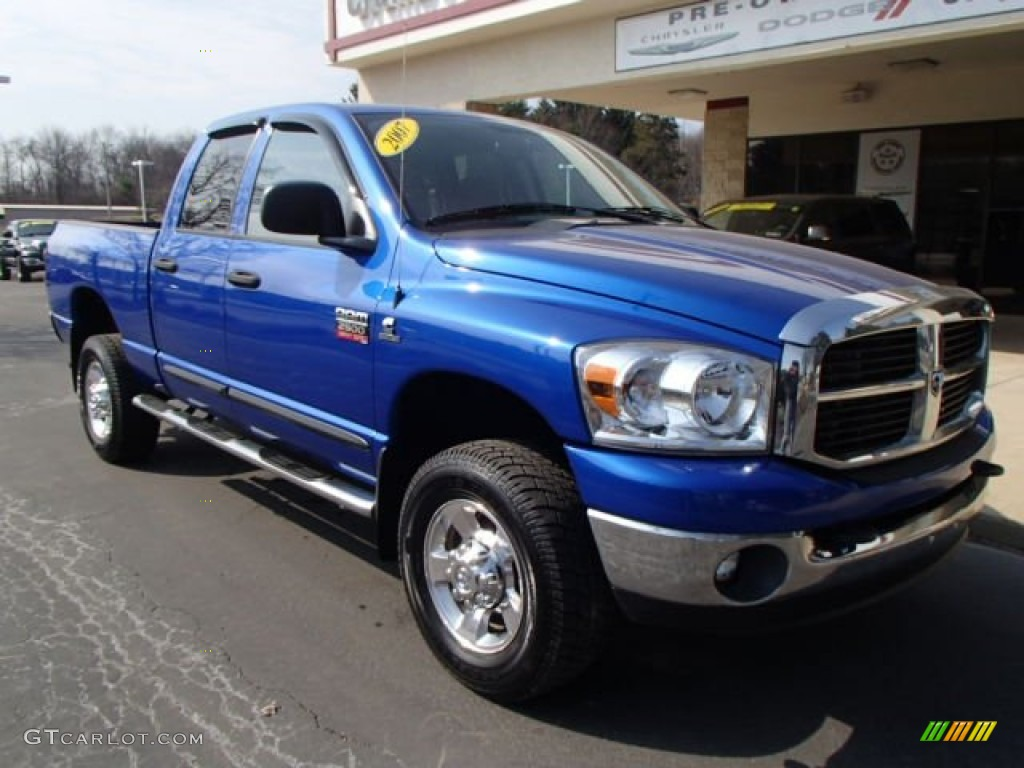 2007 Dodge Ram 2500 Big Horn Edition Quad Cab 4x4 Exterior Photos