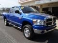 Electric Blue Pearl 2007 Dodge Ram 2500 Gallery