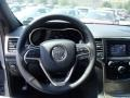 Morocco Black Steering Wheel Photo for 2014 Jeep Grand Cherokee #79374854
