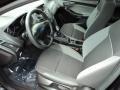 2012 Tuxedo Black Metallic Ford Focus S Sedan  photo #18