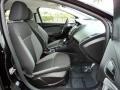 2012 Tuxedo Black Metallic Ford Focus S Sedan  photo #21