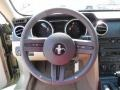 Medium Parchment Steering Wheel Photo for 2005 Ford Mustang #79382014