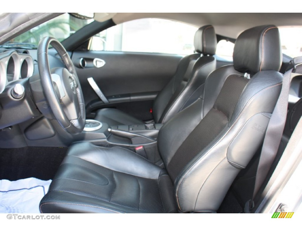2005 nissan 350z touring coupe interior photos. Black Bedroom Furniture Sets. Home Design Ideas