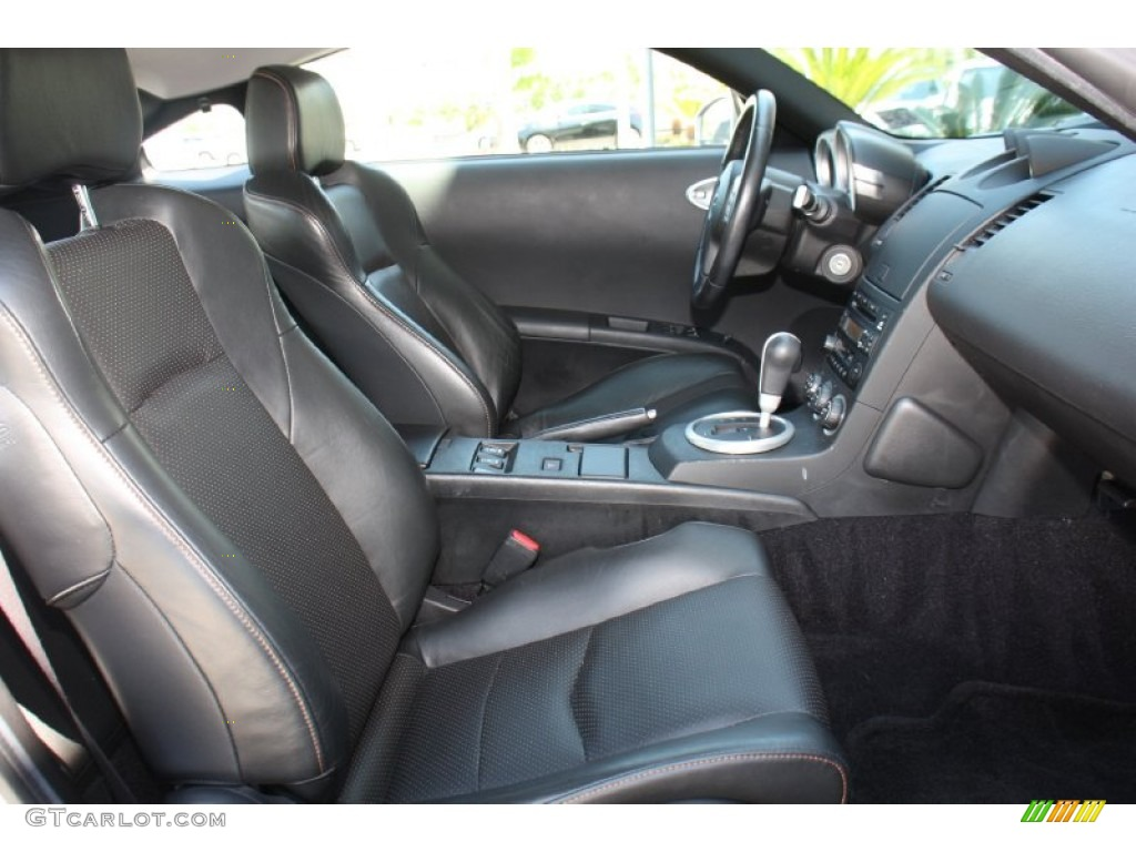 2005 nissan 350z touring coupe interior color photos. Black Bedroom Furniture Sets. Home Design Ideas