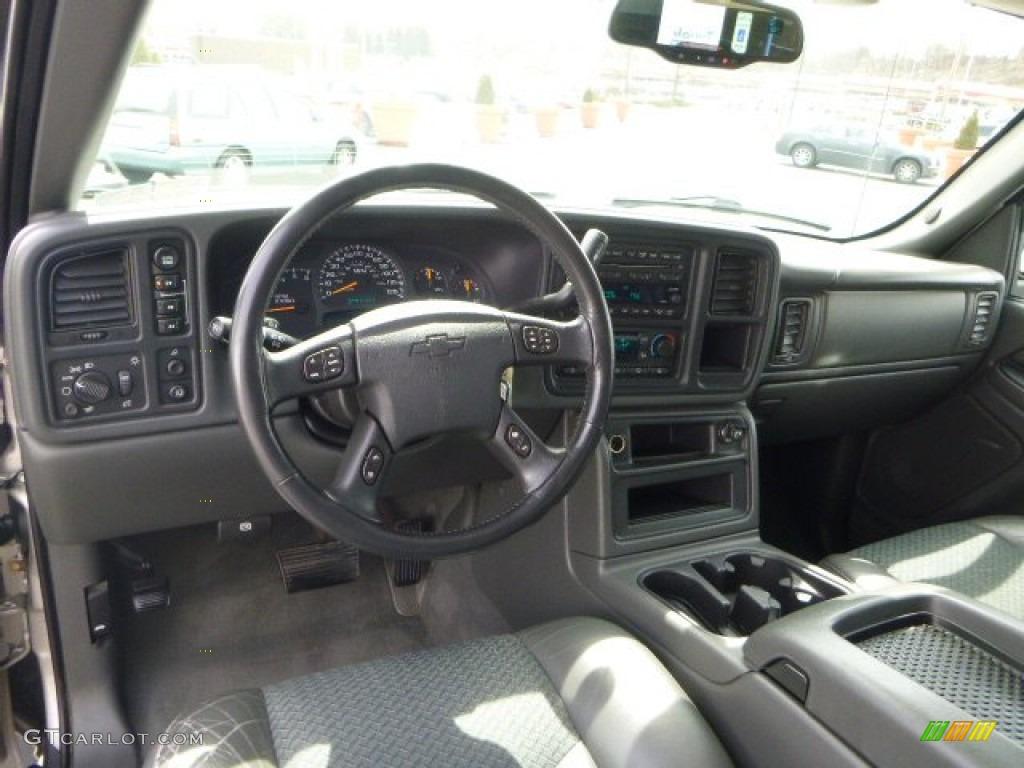 2004 Chevrolet Avalanche 1500 Z71 4x4 Interior Color