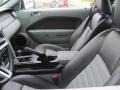 Charcoal Black/Dove Interior Photo for 2008 Ford Mustang #79383511