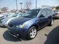 Deep Blue Metallic 2007 Mitsubishi Outlander Gallery