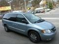 2003 Butane Blue Pearl Chrysler Town & Country Limited  photo #1