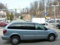 2003 Butane Blue Pearl Chrysler Town & Country Limited  photo #10