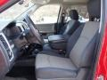 2010 Flame Red Dodge Ram 3500 SLT Crew Cab 4x4  photo #11