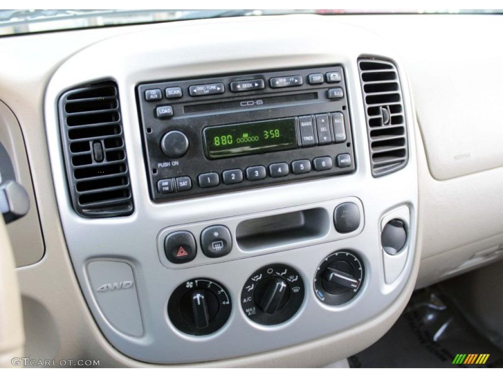 2006 Ford Escape Xlt V6 4wd Controls Photos Gtcarlot Com