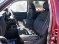 2013 Deep Ruby Metallic Chevrolet Silverado 1500 LT Crew Cab 4x4  photo #27