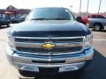 2012 Black Granite Metallic Chevrolet Silverado 1500 LT Crew Cab  photo #7