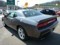 2013 Granite Crystal Metallic Dodge Challenger R/T Plus  photo #3
