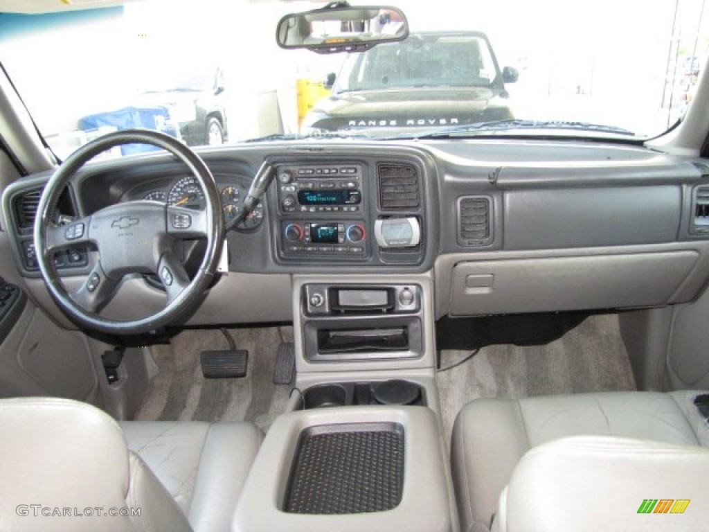 2003 Chevrolet Suburban 1500 Lt Tan  Neutral Dashboard