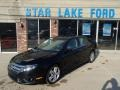 2011 Tuxedo Black Metallic Ford Fusion Sport  photo #1