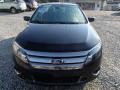 2011 Tuxedo Black Metallic Ford Fusion Sport  photo #2