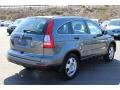2011 Polished Metal Metallic Honda CR-V LX 4WD  photo #5