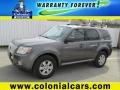 Sterling Grey Metallic 2010 Mercury Mariner V6 4WD
