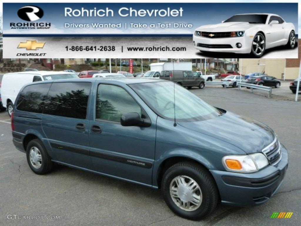 2004 blue granite metallic chevrolet venture ls 79463666 gtcarlot com car color galleries gtcarlot com