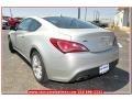 2013 Platinum Metallic Hyundai Genesis Coupe 3.8 Grand Touring  photo #3