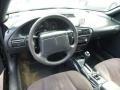2000 Chevrolet Cavalier Graphite Interior Dashboard Photo