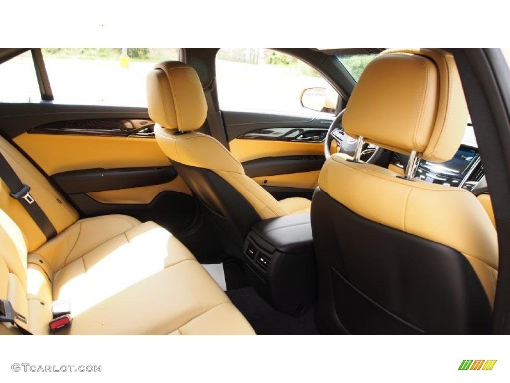 2013 summer gold metallic cadillac ats 2 5l luxury 79463366 photo 12 car. Black Bedroom Furniture Sets. Home Design Ideas