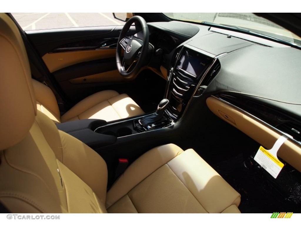 2013 summer gold metallic cadillac ats 2 5l luxury 79463366 photo 14 car. Black Bedroom Furniture Sets. Home Design Ideas