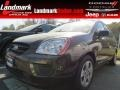 2009 Java Brown Kia Rondo LX #79463223