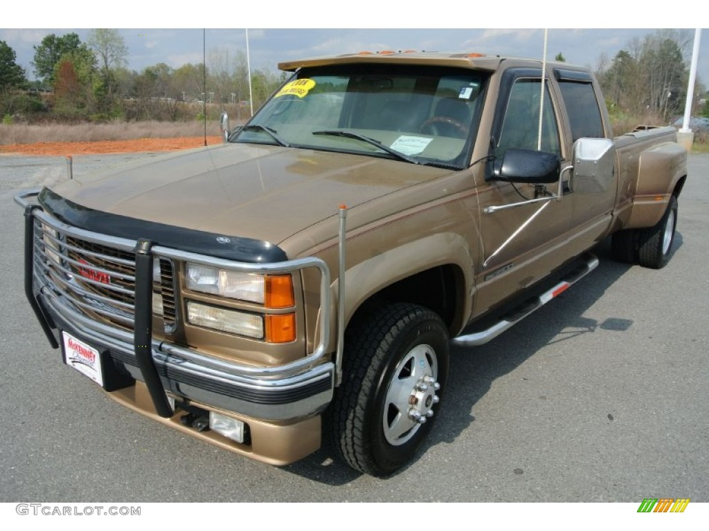 1998 gmc 4x4 dually
