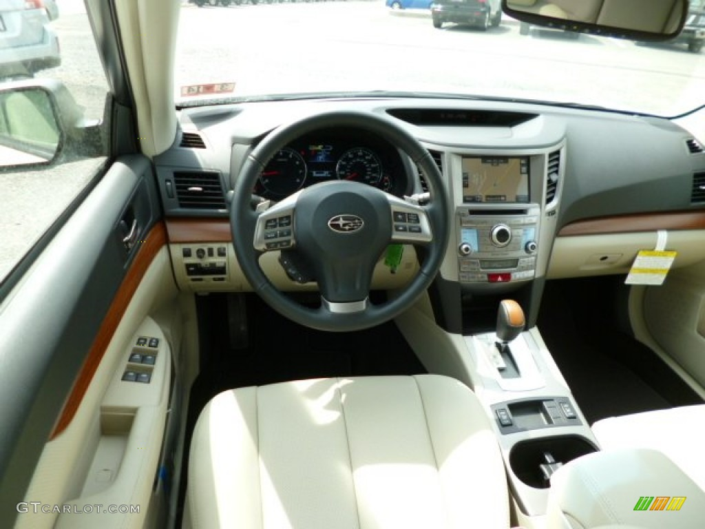 2013 Subaru Outback 2 5i Limited Warm Ivory Leather