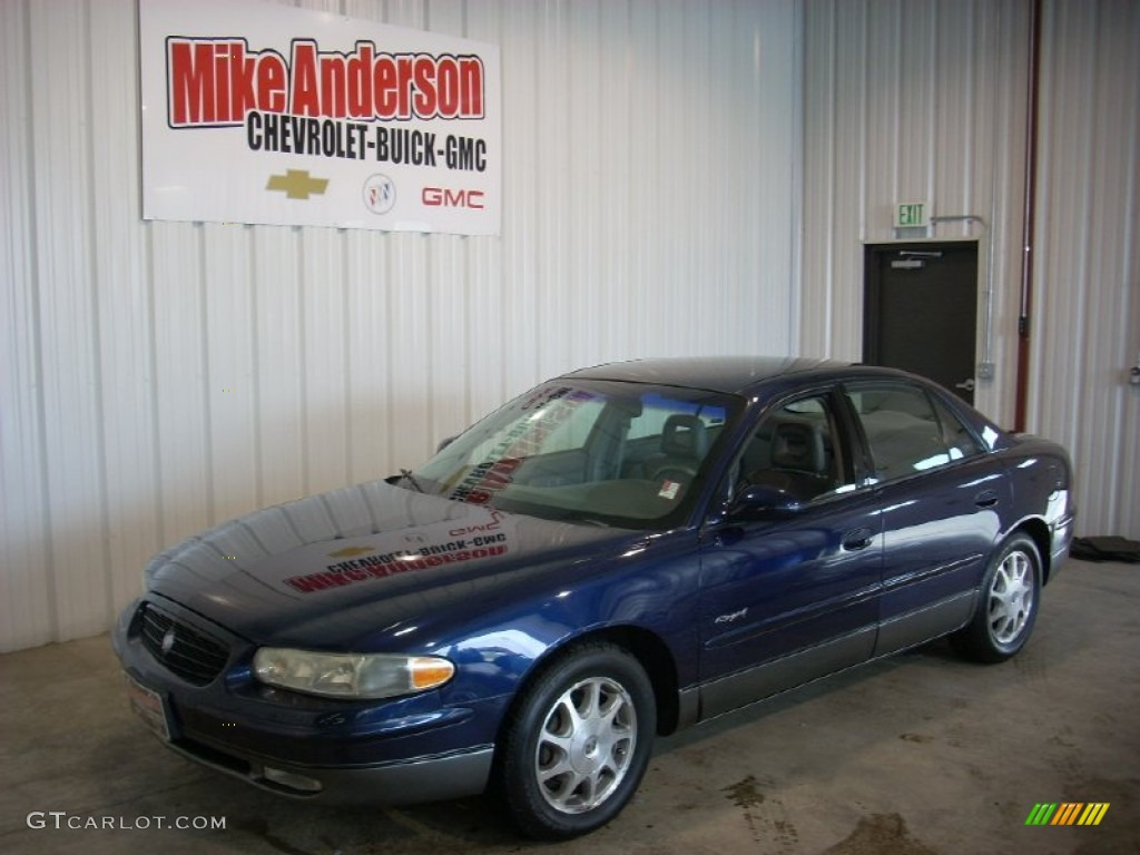 1998 midnight blue pearl buick regal gs 79513730 gtcarlot com car color galleries gtcarlot com