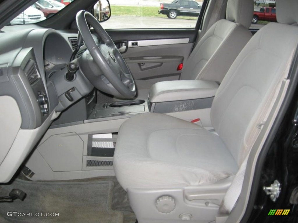 Gray interior 2006 buick rendezvous cx photo 79523049 - Buick rendezvous interior dimensions ...