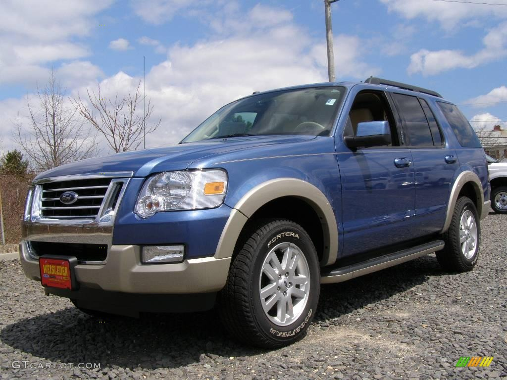 Kelley Blue Book 2005 Ford Explorer Eddie Bauer