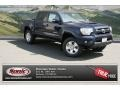 2013 Nautical Blue Metallic Toyota Tacoma V6 TRD Sport Double Cab 4x4 #79512910