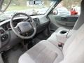 2003 F150 Medium Graphite Grey Interior