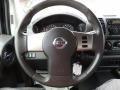 2007 Nissan Xterra Steel/Graphite Interior Steering Wheel Photo