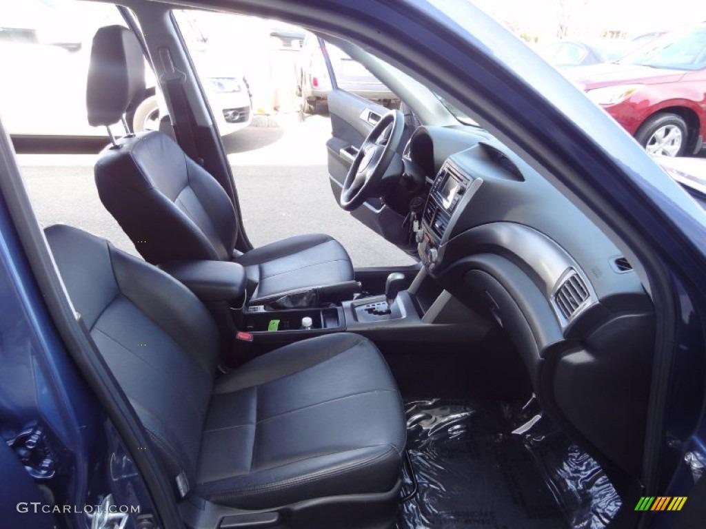 Black Interior 2011 Subaru Forester 2 5 Xt Touring Photo 79563994