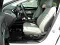 2013 Oxford White Ford Fusion S  photo #19