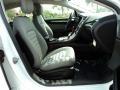 2013 Oxford White Ford Fusion S  photo #21