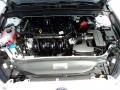2013 Oxford White Ford Fusion S  photo #30