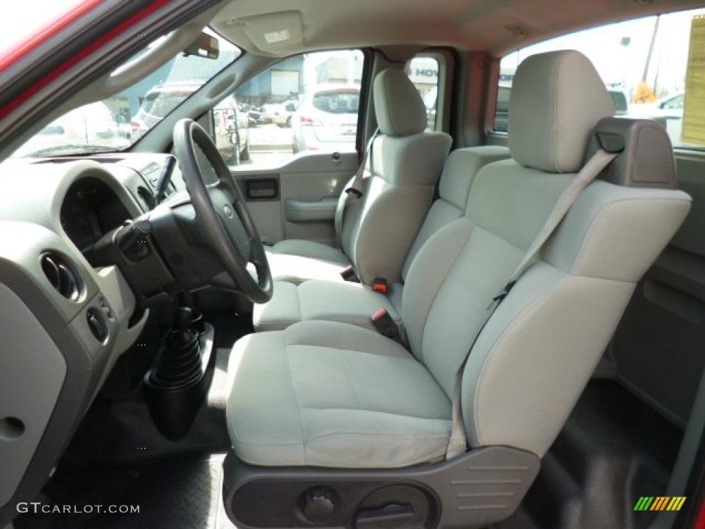 2014 Ford F 150 Stx >> 2007 Ford F150 STX Regular Cab 4x4 Interior Color Photos | GTCarLot.com