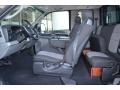 Medium Flint Grey Interior Photo for 2003 Ford F250 Super Duty #79573000