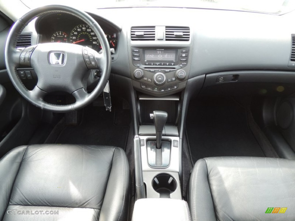 2003 Honda Accord Ex V6 Sedan Dashboard Photos Gtcarlot Com