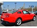 2011 Race Red Ford Mustang GT Premium Coupe  photo #3